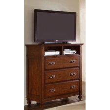 Randolph Park 3 Drawer Media Chest