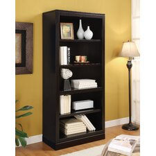 Palisade Bunching Bookcase in Dark Sable
