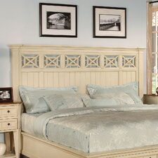 <strong>Wynwood Furniture</strong> Garden Walk Storage Headboard