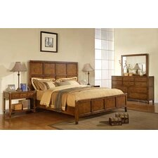 Storehouse Panel Bedroom Collection