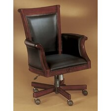Marlowe Leather Executive Chair