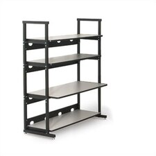"<strong>Kendall Howard</strong> 4 Post LAN Rack Bundle - 48"" W"