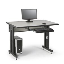 "48"" x 30"" Advanced Classroom Training Table"