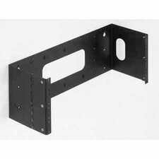 4U Hinged Wall Bracket