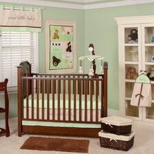Baby Bear 10 Piece Crib Bedding Set