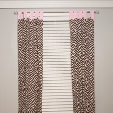 Zara Zebra Window Treatment Collection