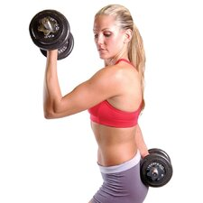 40 lbs Dumbbell Set