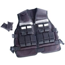 <strong>Cap Barbell</strong> 20 lb Adjustable Weighted Vest