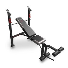 <strong>Cap Barbell</strong> Strength Standard Adjustable Olympic Bench