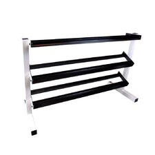 "48"" Three Tier Dumbbell Rack"