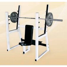 Commercial Olympic Shoulder Press