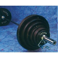 <strong>Yukon Fitness</strong> 300 lbs Olympic Weight Set