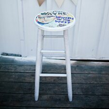 "Western 30"" Counter Stool"
