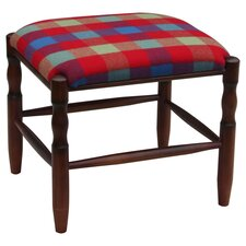 Woolrich Blanket Furniture Ottoman