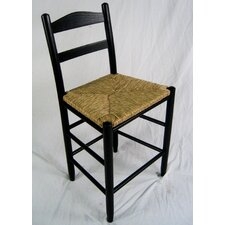 "Carolina Ladder Back 24"" Bar Stool"