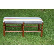 Woolrich Blanket Furniture Entryway Bench