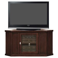 "Riley Holliday 47"" Corner Plasma TV Stand"