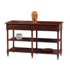 Claridge Tier Console Table