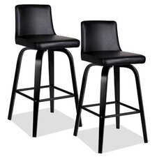 Upholstered Counter Stool (Set of 2)