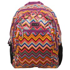 Cassandra Zigzag Cool Back Pack