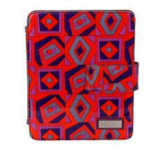 <strong>Hadaki</strong> iPad Wrap in Tic Tac Toe Berry