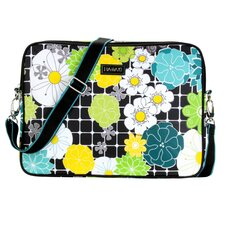 O'Floral Nylon Laptop Sleeve