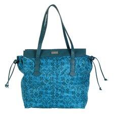 Nylon Get Away Tote Bag