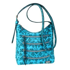 Nylon Millipede Hobo Bag