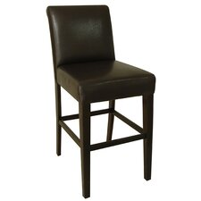 Tavern Bar Stool with Cushion (Set of 2)