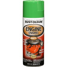 12 Oz Grabber Green Engine Enamel Spray Paint 248951