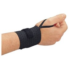 Wrist Wrap w/thumb black (Set of 10)