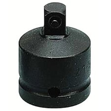 "Impact Adapters - 3/4"" dr adapter  1/2"" male black"