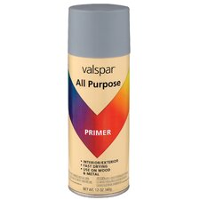 <strong>Valspar</strong> Primer All Purpose Grey Spray Paint