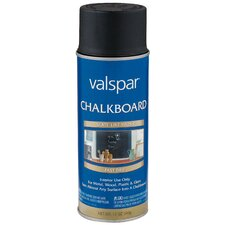 <strong>Valspar</strong> Chalkboard Black Spray Paint
