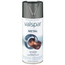 <strong>Valspar</strong> Pewter Metal Spray Paint