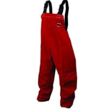 Red Sawyer-Tower CPC™ Polyester Trilaminate Gore® Chemical Protection Overalls