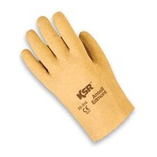 8 KSR® Vinyl Coated Slip-On Style Glove With Interlock Knit Liner