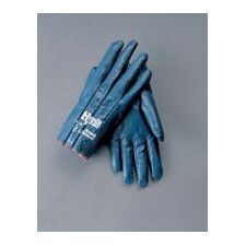 -7 40180 Hynit® Nitrile Impregnated Glove With Perforated Back And Slip-On Cuff