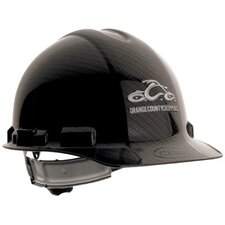 Orange County Chopper Hard Hats - occ hh140 orange countychopper hardhat black