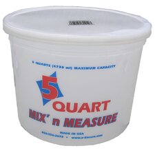 5 Quart Mix N' Measure Container 81166-300516