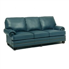 Vermont Leather Sofa