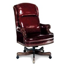 Bustle High-Back Leather Executive Chair
