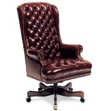 Dallas High Back Leather Executive Chair