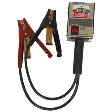 Hand Held Load Testers - 125 amp hand held load tester 6/12 volt
