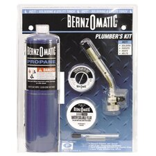Basic Propane Torch Kits - all-in-one plumbers kitw/o heat sh