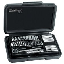 "27 Piece Deep & Standard Socket Sets - 27 piece 1/4"" drive socket set"