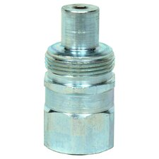 3/8 Hose Half Coupler-Male/Hose End