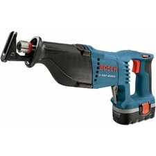 <strong>Bosch Power Tools</strong> Bosch Power Tools 18.0 Volt Cordless Reciprocating Saws
