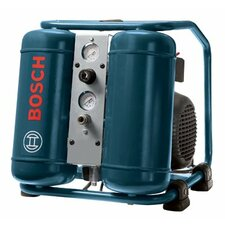 3 Gallon Bosch Power Tools - Electric 114-Cet3-10 Hand Carry Air Compressor