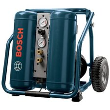 4 Gallon Bosch Power Tools 114-Cet4-20W Hand Carry Air Compressor